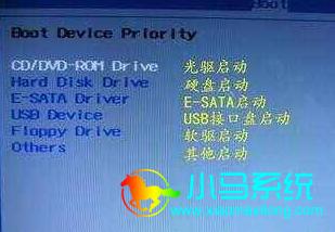 选中USB开头的字母