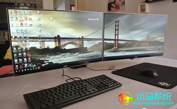 电脑如何设置多屏操作?