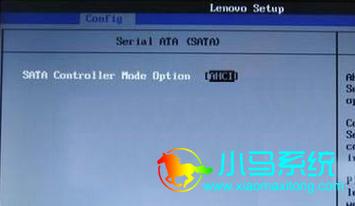 """""""AHCI""""接口改为""""IDE""""接口或""""Compatible"""""""